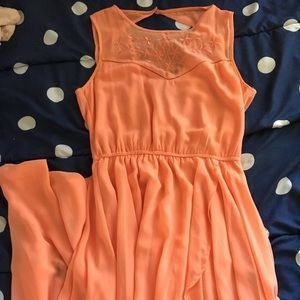 Forever21 high lo dress